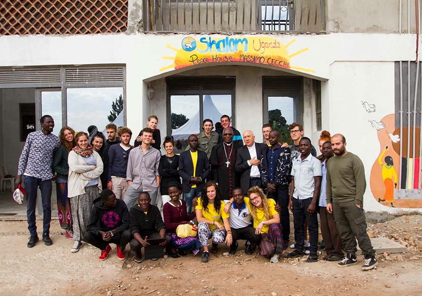 Casa della Pace Massimo Cecchi (Uganda)