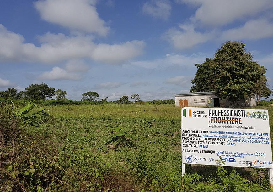 Professionisti senza frontiere (Costa d'Avorio)