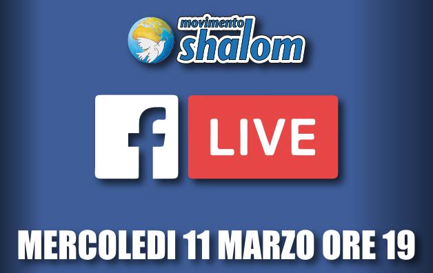 Shalom al tempo del coronavirus - Diretta Facebook del 20 maggio 2020