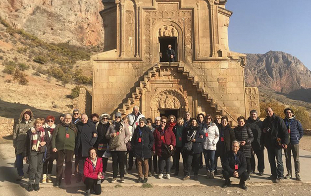 Armenia: culla della fede