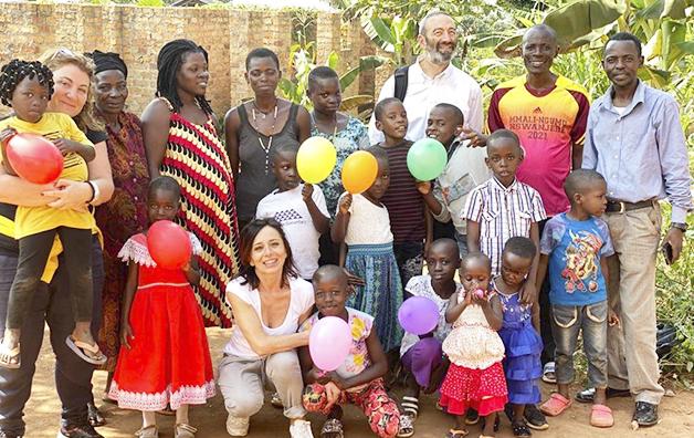 Un'esperienza in Uganda