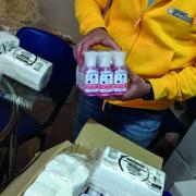 Emergenza Coronavirus: raccolti ad oggi 8700 euro e tutti donati ai poveri