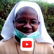 Il messaggio di Suor Sabine Kima, referente dei sostegni a distanza in Burkina Faso