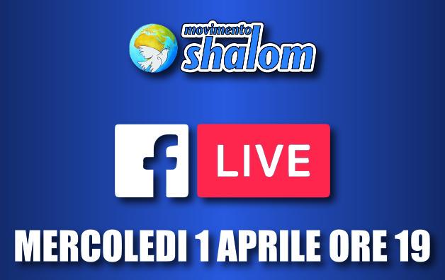 Shalom al tempo del coronavirus - Diretta Facebook del 1 aprile 2020