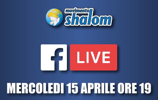 Shalom al tempo del coronavirus - Diretta Facebook del 15 aprile 2020
