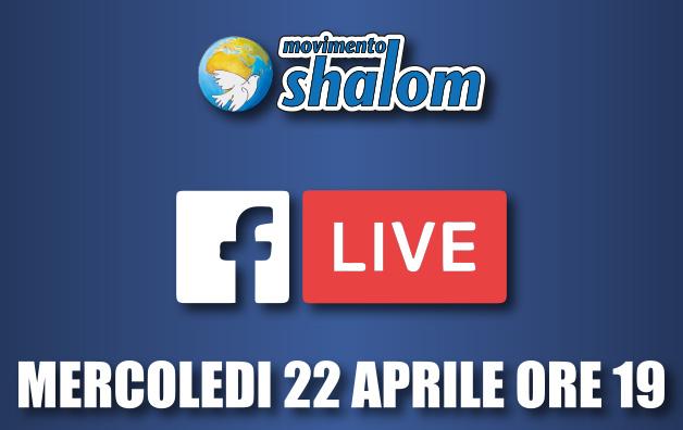 Shalom al tempo del coronavirus - Diretta Facebook del 22 aprile 2020