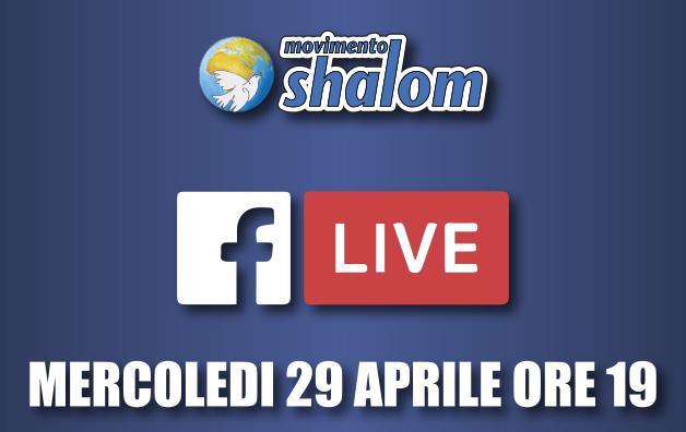 Shalom al tempo del coronavirus - Diretta Facebook del 29 aprile 2020