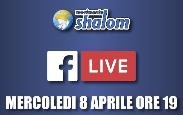 Shalom al tempo del coronavirus - Diretta Facebook dell'8 aprile 2020