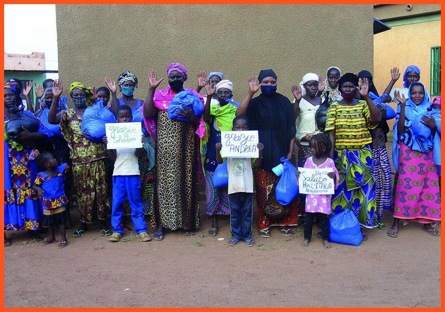 A fianco dell'Africa contro il coronavirus
