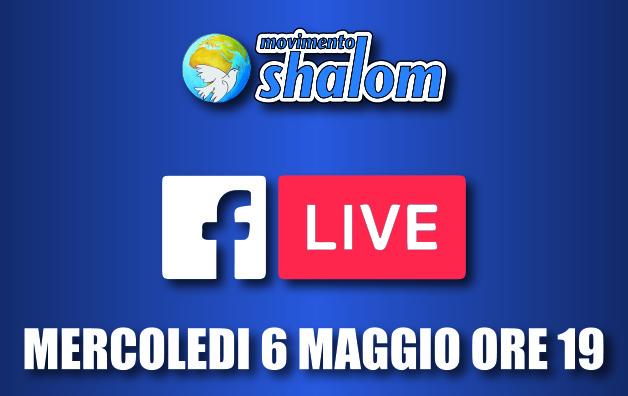 Shalom al tempo del coronavirus - Diretta Facebook del 6 maggio 2020