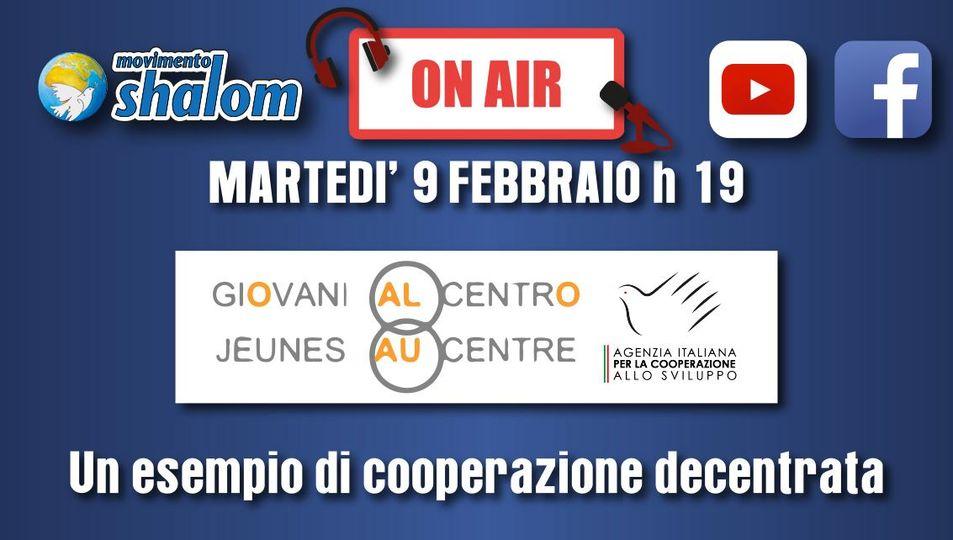 Shalom on air - Diretta Facebook del 9 febbraio 2021