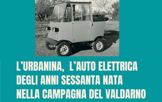 L'Urbanina, l'auto elettrica degli anni Sessanta