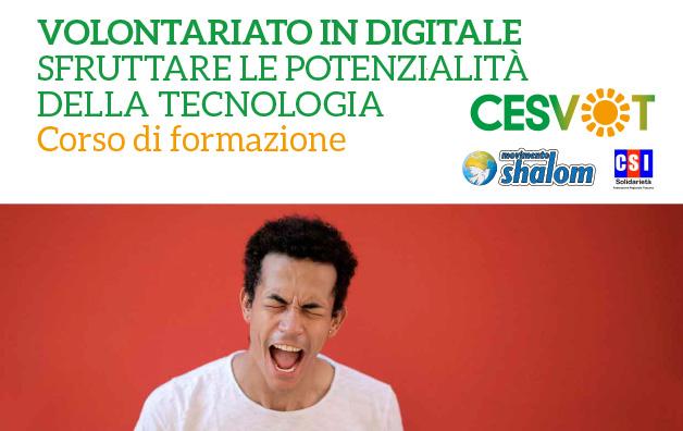 """Corso """"Volontariato in digitale"""""""